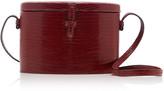Hunting Season Mini Lizard-Effect Leather Shoulder Bag