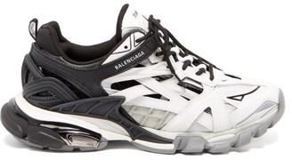 Balenciaga Track.2 Trainers - Black White
