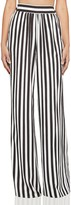 BCBGeneration Striped Palazzo Pants