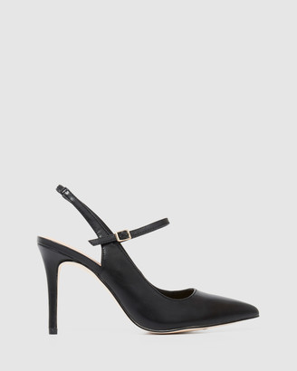 Forever New Arden Strap Court Shoes