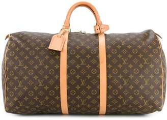 Louis Vuitton Pre-Owned Keepall 60 travel bag