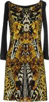 Roberto Cavalli Short dresses - Item 34737411