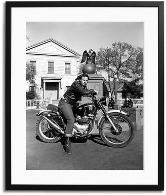 Sonic Editions The Wild One Framed Photo
