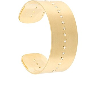 Irene Neuwirth 18kt Gold Cuff With Diamonds