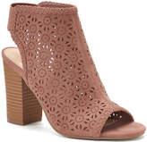 Lauren Conrad Statice Women's Cutout Ankle Boots