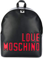 Love Moschino Pixel backpack