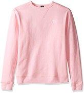Neff Men's Dreams Crew Fleece Sweatshirt