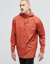 Rains Waterproof Short Jacket