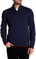 HUGO BOSS Zerain Quarter Zip Pullover