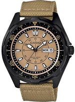 Casio Mens Brown Nylon Strap Watch AMW110-9AVCR