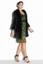 Milly Featherweight Fur Coat