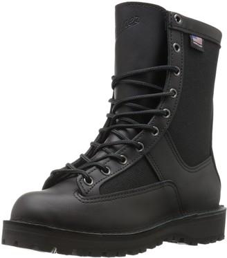 "Danner Women's Acadia 8"" Black 200G Work Boot 8.5 M US"