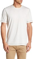 Robert Graham Short Sleeve Crew Neck Tee