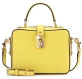 Dolce & Gabbana Rosaria Leather Shoulder Bag