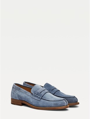Tommy Hilfiger Suede Loafers
