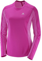 Salomon Women's Agile Long Sleeve Tee