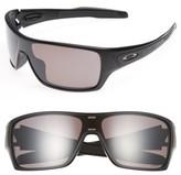 Oakley Men's Turbine Rotor 68Mm Polarized Sunglasses - Black
