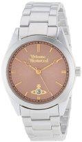 Vivienne Westwood Unisex VV049RSSL St. James Silver Watch