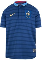 France Football Federation Official Home Shirt 2012/13