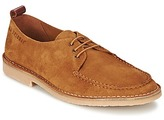 Ben Sherman QAAT 3 EYELET WALLABEE Tan