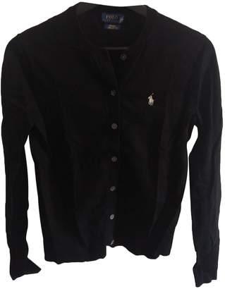Polo Ralph Lauren Black Cotton Knitwear for Women