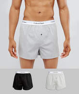 Calvin Klein Woven Boxers 2 Pack