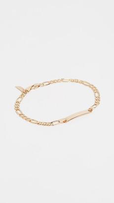 Loren Stewart 14k Baby Monaco Bracelet