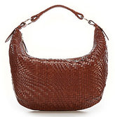 Cole Haan Genevieve Woven Hobo Bag