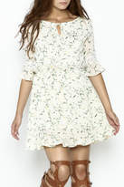 Fashion Pickle Daisy Printed Dress