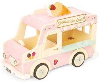 Le Toy Van Dolly Ice Cream Toy Van