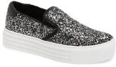 Kenneth Cole New York Women's Joanie Slip-On Platform Sneaker