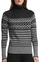 Icebreaker Aura Turtleneck Sweater - Women's