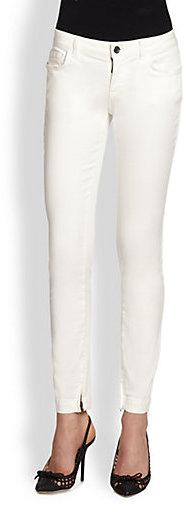Dolce & Gabbana Stretch Denim Skinny Jeans