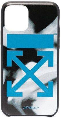 Off-White Arrows print iPhone 11 Pro case