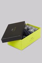 Moss Bros Navy Stag Socks Gift Box