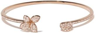 Pasquale Bruni 18kt rose gold diamond Petit Garden bracelet