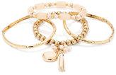 New York & Co. 4-Piece Bangle Bracelet Set