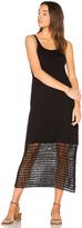 Lacausa Crochet Slip Dress