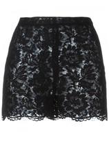 Valentino Heavy Lace Shorts