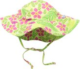 I Play I-Play Toddler Girls Brim Sun Protection Hat