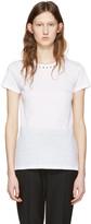 Valentino White 'Rockstud Untitled' 09 T-Shirt
