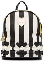 Betsey Johnson Heart Applique Mini Backpack
