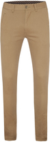 Oxford Stretch Skinny Fit Chinos Taupe X