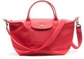 Longchamp Women's Le Pliage Néo Medium Red Tote Bag.