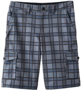 Boys 8-20 Tony Hawk® Perfer Plaid Cargo Shorts