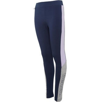 Bench Junior Girls Portia Leggings Navy/Grey