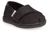 Toms Classic Tiny Glimmer Slip-On (Baby, Walker & Toddler)
