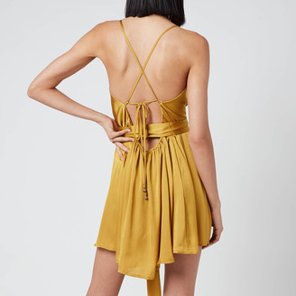 Free People Women's Good Company Slip Dress