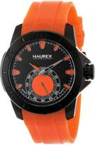 Haurex Men's 3N503UOO Acros Rubber Watch