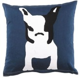 The Well Appointed House Milan the Doggie Pillow in Navy